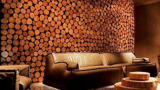 Деревянные спилы в интерьере. Деревянный декор(, 2015-02-13T21:28:15.000Z)