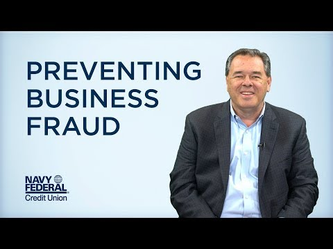Let's Talk Small Business Fraud