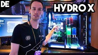 Corsair Hydro X - High Quality WaKü-Komponenten in Kooperation mit Mayhems, Bitspower, Hardware Labs