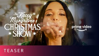 Gambar cover The Kacey Musgraves Christmas Show Teaser | Prime Video