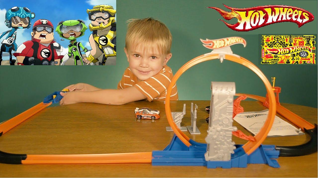 Машинки хот вилс - игры гонки для мальчиков - YouTube