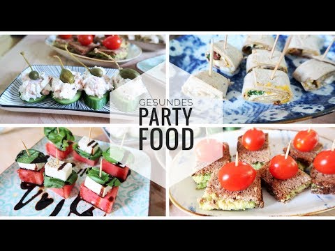 gesundes sommer fingerfood in 5 minuten f r party. Black Bedroom Furniture Sets. Home Design Ideas