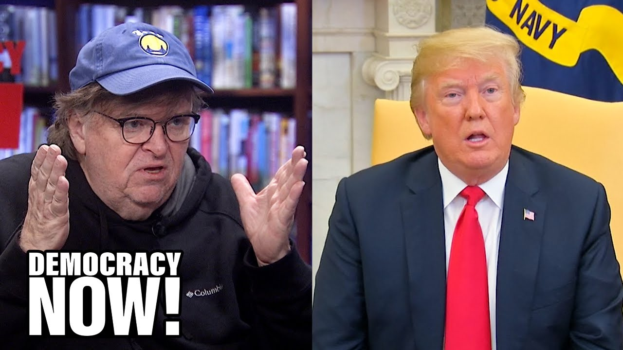 Michael Moore Sends Iran Leader a Direct Message: Let Me and ...