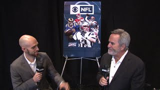CBS Sports NFL analyst Dan Fouts on Lamar Jackson, Sam Darnold, and Philip Rivers