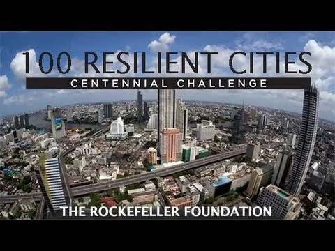 100 Resilient Cities - Rockefeller Foundation