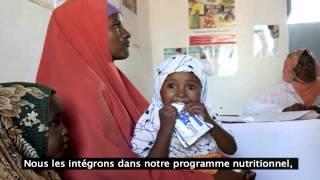 Somalie : des enfants se rétablissent après avoir souffert de malnutrition aigüe