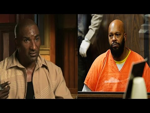 Suge Knight Victim Refuses to Snitch During Suge Murder Case