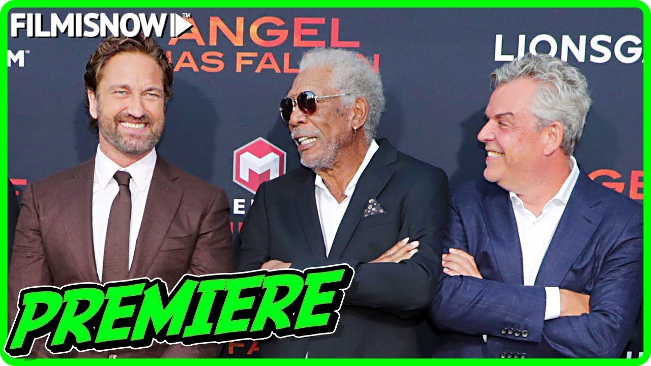 ANGEL HAS FALLEN | LA Premiere