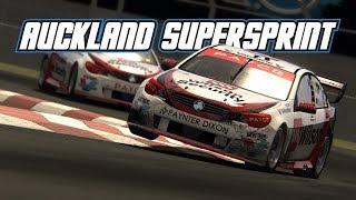 Assetto Corsa: Auckland SuperSprint (V8 Supercars @ Pukekohe)