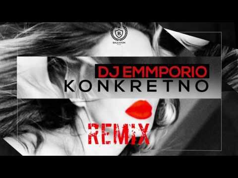 Ana Nikolic (feat. Rasta) - Konkretno (Official RMX by DJ Emmporio)