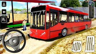 Mobile Bus Game City Bus Driving Simulator Android Gameplay screenshot 4