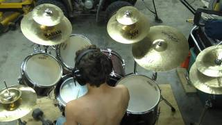 Cow And Chicken Theme Song Drum Cover