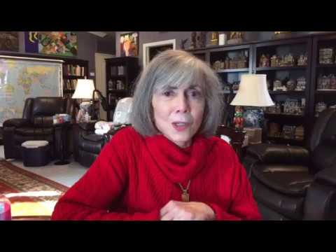 Anne Rice talks on Facebook with her fans