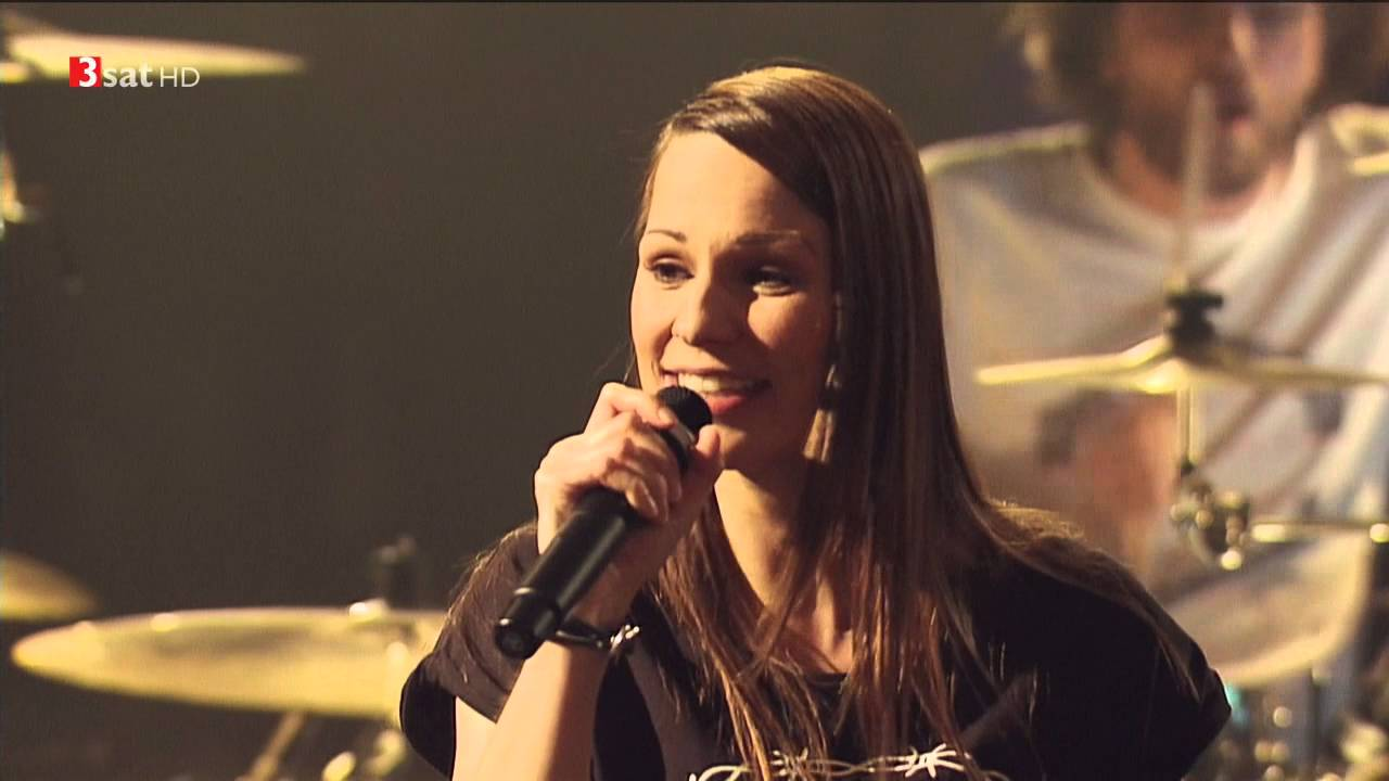 Christina Stürmer Schwarz Weiß Live Im Zdf Bauhaus Konzert 2203