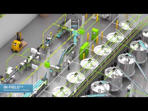 Panduit 5INs Industrial Automation Infrastructure