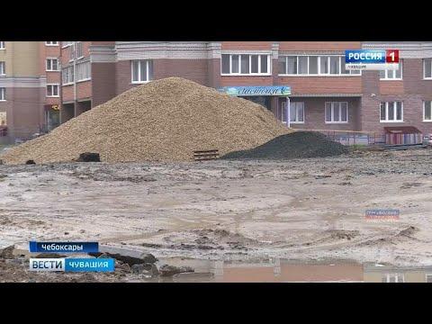 В Новоюжном районе Чебоксар в следующем году начнётся строительство двух детских садов