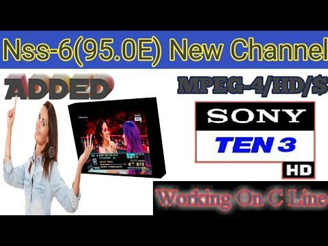 Good News   Nss/6/95E add new channel DD Free dish /2019