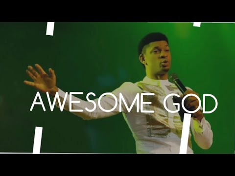 STEVE CROWN - Awesome God