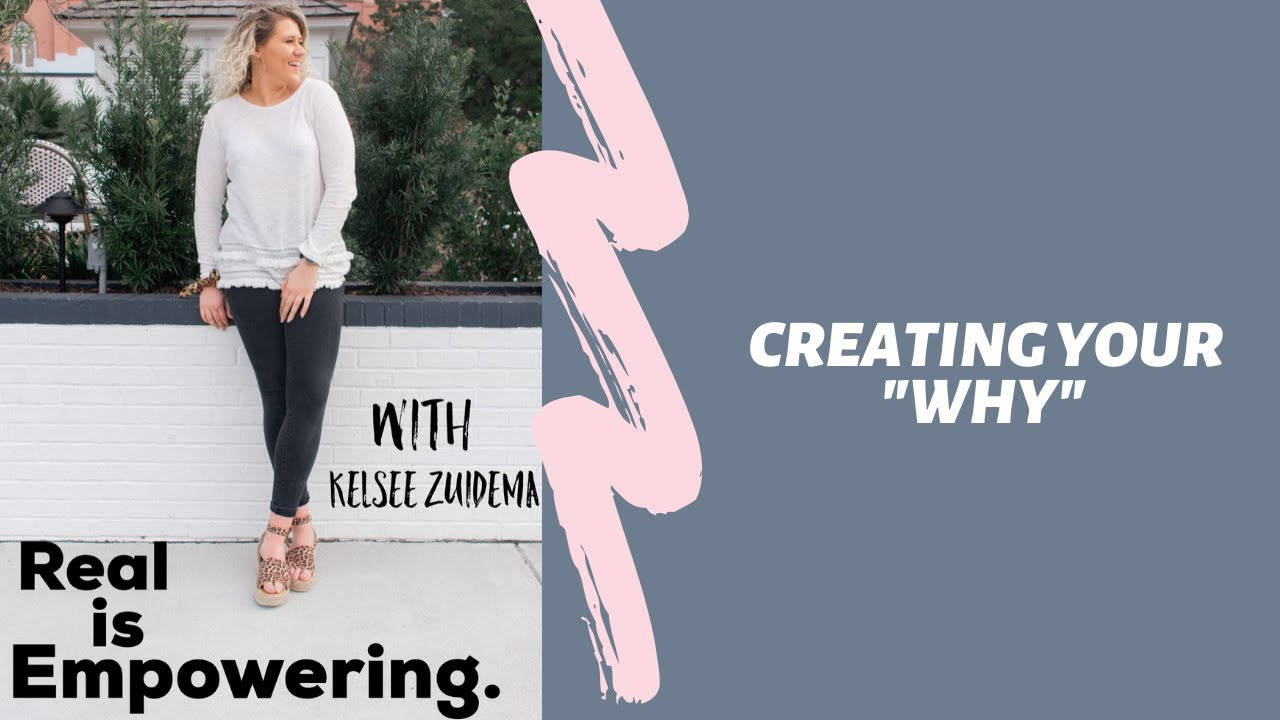 CREATING YOUR WHY