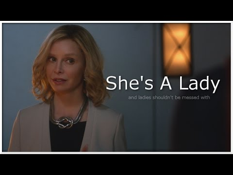 Cat Grant Is A Lady - SuperCat