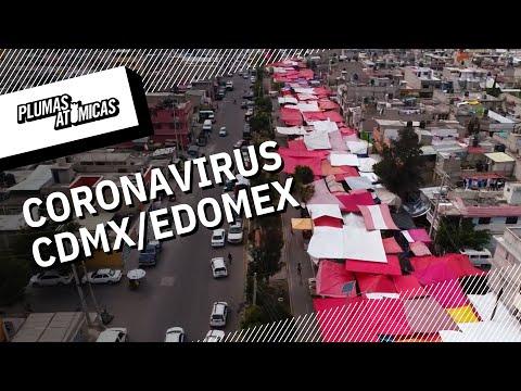 Coronavirus en CDMX y Edomex: alcaldías y municipios más riesgosos