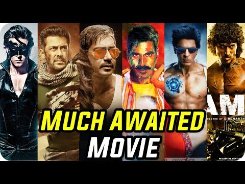 Much Awaited Bollywood Upcoming Movie | Krrish 4 | Baaghi 3 | Rowdy Rathore 2 | Rambo | Dhoom 4