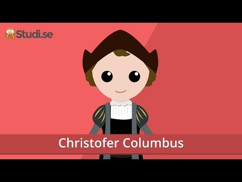 Christofer Columbus (Historia) - Studi.se