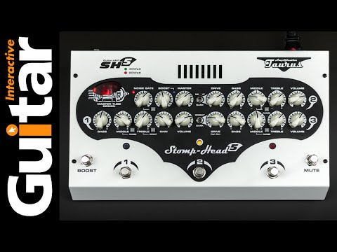 Taurus Stomphead 5ce | Review | Guitar Interactive