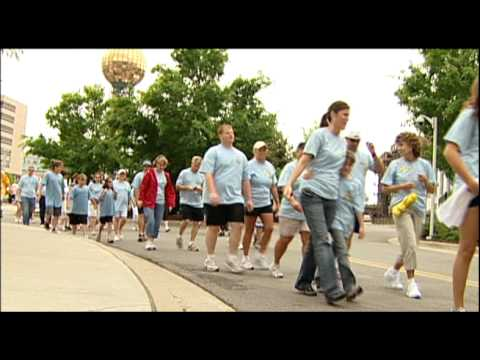JDRF Of East Tennessee • 2011 Walk To Cure Diabetes • Knoxville, TN • 15 Second Spot