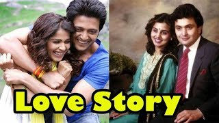 Top 5 Famous Love Stories of Bollywood Couples [Bollywood Cafe]