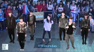 EXO-K _ AR SHOW with Genie(2012.05.12.) _ S06 'One point lesson with CHANYEOL u0026 SEHUN' in Seoul (2)