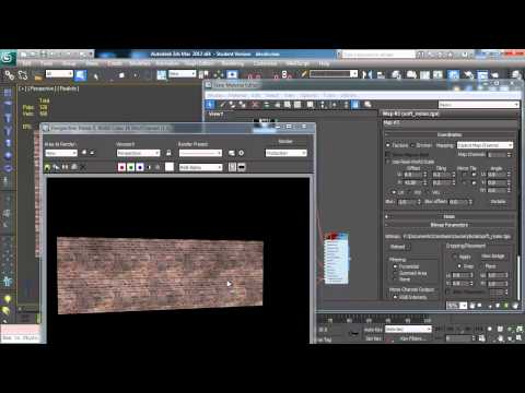 3DS Max Composite maps and decals