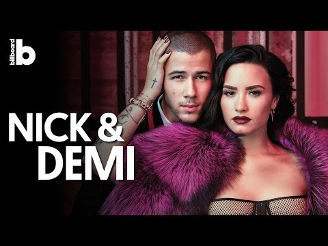 Demi Lovato & Nick Jonas: One Day in The Orpheum Theatre, Behind the Scenes Billboard