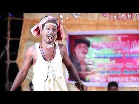 வடிவேலு காமெடியை அசத்தியெடுத்த இளைஞன் l தெம்மாங்கு ராகம் இசை குழுவினர்கள்