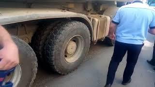 Accident mortal în Iași. Femeie izbită de un camion pe trecere