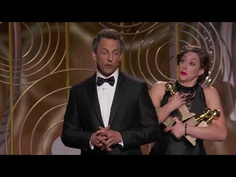 Seth Meyers' Monologue At The 2018 Golden Globes - The Post