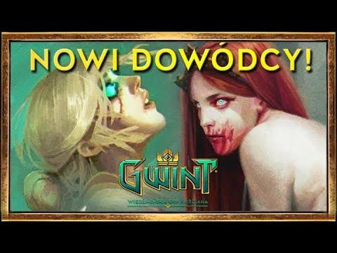 NOWI DOWÓDCY! CIRI, SHILARD, OLAF I 20 NOWYCH KART! GWINT