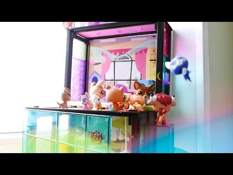 Понивиль и игры с маленькими пони порадуют детей и взрослых.
