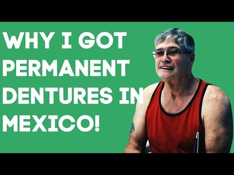Canadian Reviews Permanent Dentures in Los Algodones – Mexico | Medical Tourism Corporation Ratings