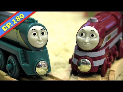 Repeat Logan Sam Dual Review Thomas Wooden Railway Discussion