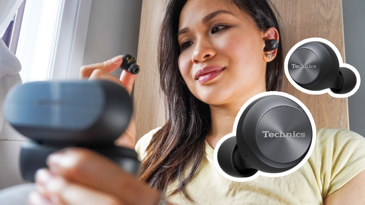 Technics EAH-AZ70W Noise Cancelling Earbuds | A Game Changer?