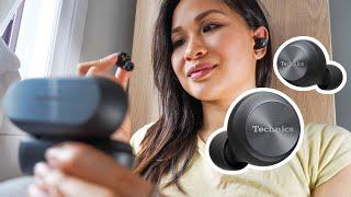 Technics EAH-AZ70W Noise Cancelling Earbuds | A Game Changer?