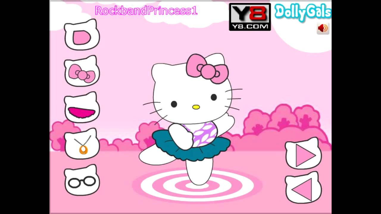 Uncategorized Hello Kitty Game hello kitty online games dancing dressing youtube
