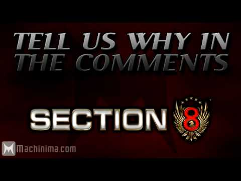 Section 8 E3 2009 Trailer (Hate It)