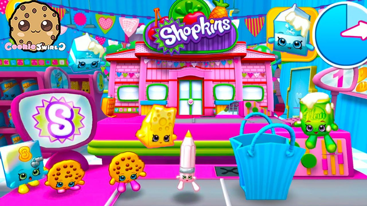 Cake Shopping Games