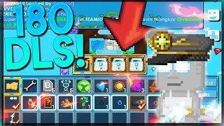 Growtopia | Stealing Accounts | Super Rich | (Focused Eyes + Zeus + Rings + 180 DLS PURE!)