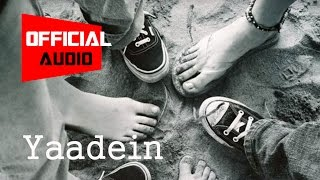 Download KAASH - Yaadein MP3 song and Music Video
