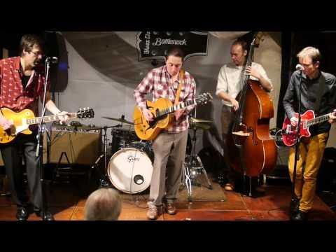'Blues Guitar Summit': T-Bone Shuffle (@ Bottleneck Blues Club)