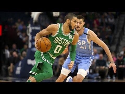 Towns Fractured Wrist! 4 Celtics 25+ Points! 2019-20 NBA Season