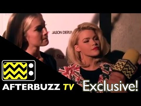 Witney Carson & Lindsay Arnold @Star Magazine Red Carpet | AfterBuzz TV